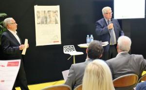 Laurent DEGROOTE, Président du CESERDiscours introductifs : M. Laurent DEGROOTE, Président du CESER, Président de la Commission CCI Entreprendre Nord de France et Président de la Chambre de Commerce Grand Lille
