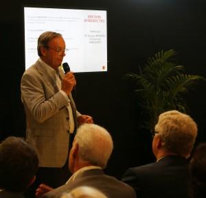 Arnaud LEFORT - Président du Medef Grand LilleDiscours introductifs : Arnaud LEFORT - Président du Medef Grand Lille