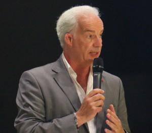 M. Alain GRISET, Président de l'Assemblée permanente des Chambres de métiers et d'artisanatDiscours introductifs : M. Alain GRISET, Président de l'Assemblée permanente des Chambres de métiers et d'artisanat