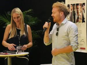 Martin Vergotte - CEO YesUArtLauréat du Concours Créasup 2015