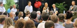 Sébastien HUYGHE - Vice-président en charge de l'apprentissage au Conseil RégionalDiscours introductifs : Sébastien HUYGHE - Vice-président en charge de l'apprentissage au Conseil Régional