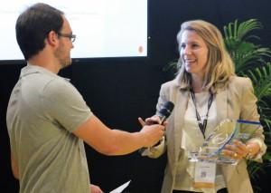 """Julia DECOOPMANPrix Spécial du Jury """"Profil de l'Entrepreneur"""" : Julia DECOOPMAN en Master 2 Management des Business Units à l' IAE Lille"""